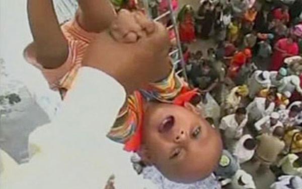 indian rituals mirzapur ritual weird rituals new born baby rituals