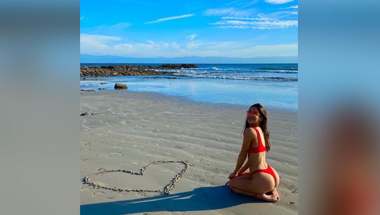 Jen Selter share her hot photos