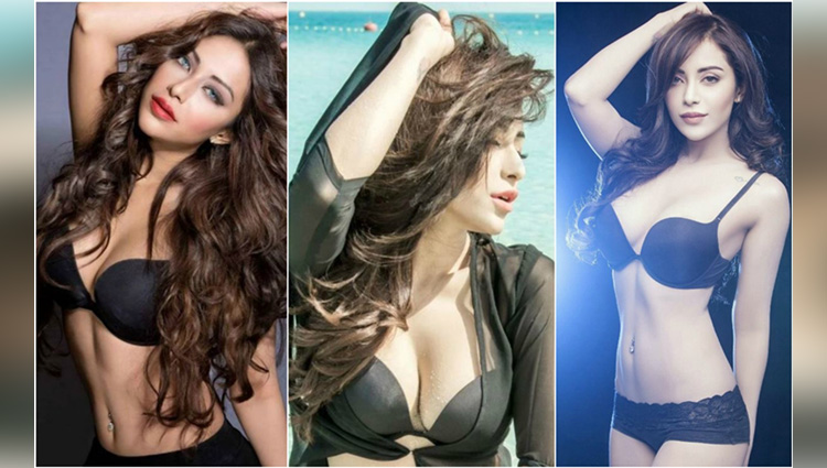 Angela Krislinzki hot and sexy photos viral on social sites