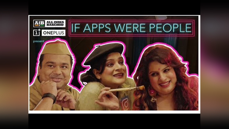 AIB If Apps Were People