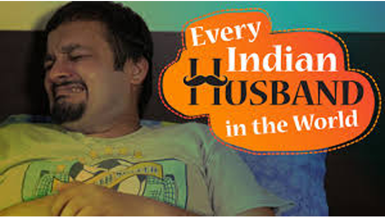 Video: Every Indian Husband In The World