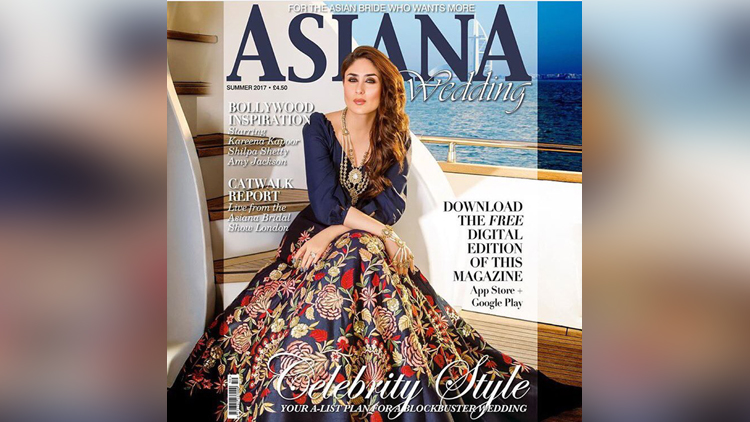 kareena kapoor khan looks royal in a photoshoot for asiana magazine