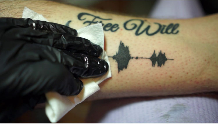 soundwave tattoos use app to translate image to sound
