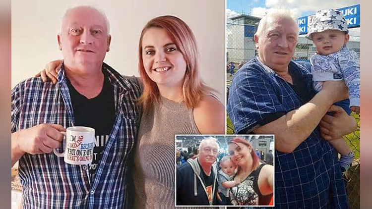 Feeding my breast milk to my dying dad gave him an extra year of life says daughter