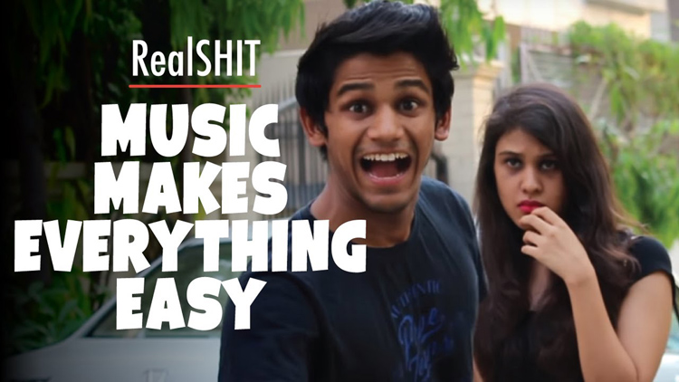 When Music Makes Every Thing So Easy In Life