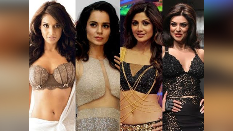 bollywood actress who did breast implant