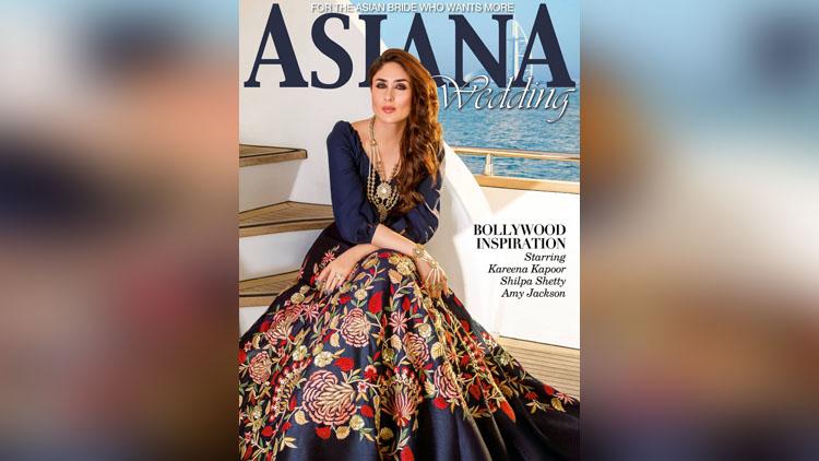 Kareena Kapoor Khan's Royal Look For Asiana Magazine