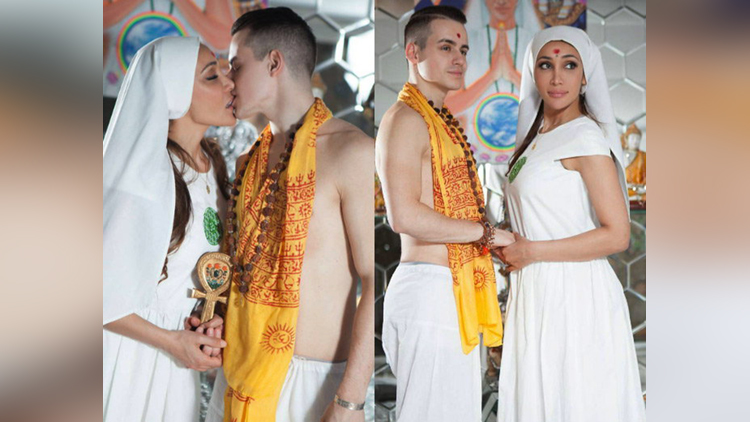 Sofia Hayat turns Allah Maa teaches the world about Divine Sex