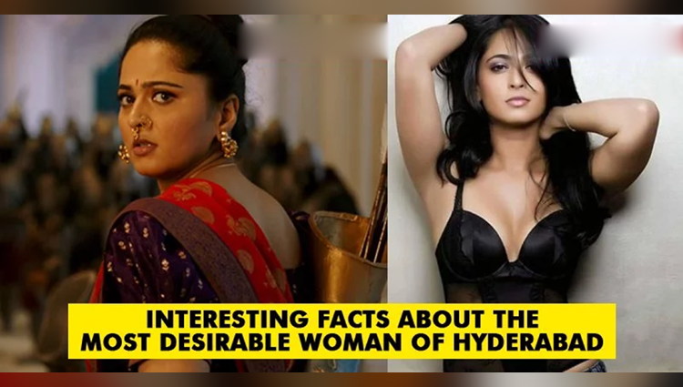 Interesting facts about anushka shetty