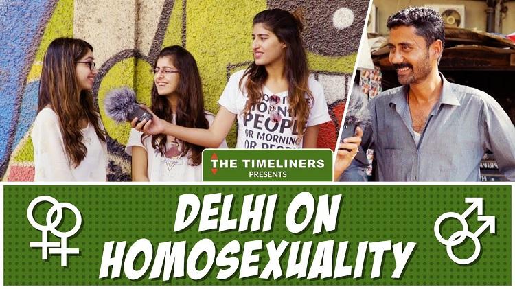 Delhi On Homosexuality