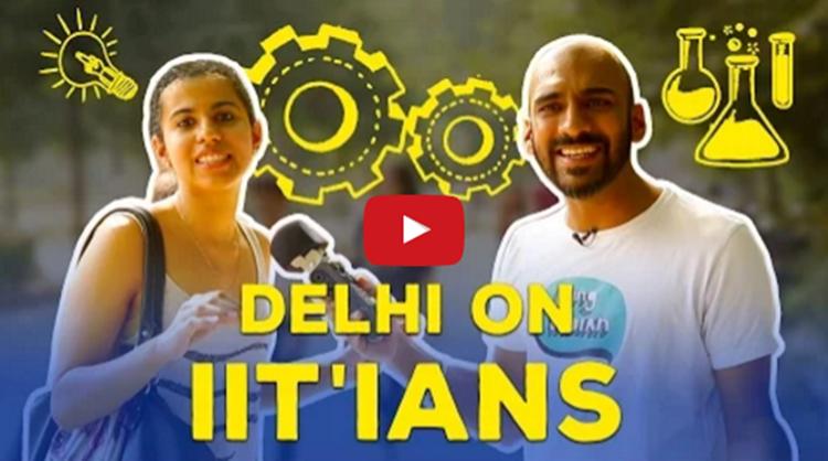 Delhi On IITians