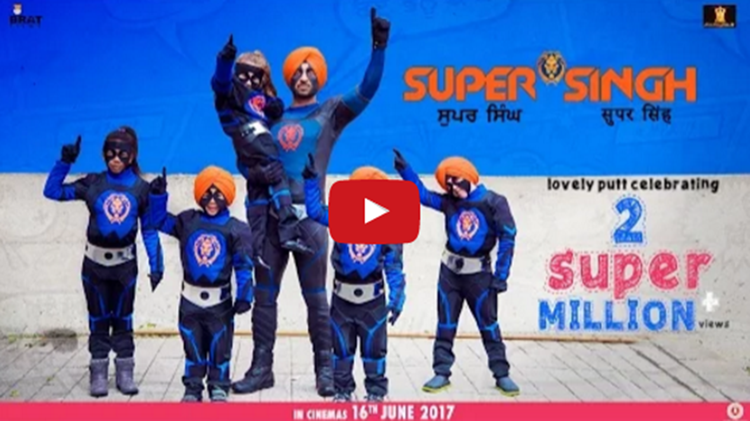 Super Singh Official Trailer