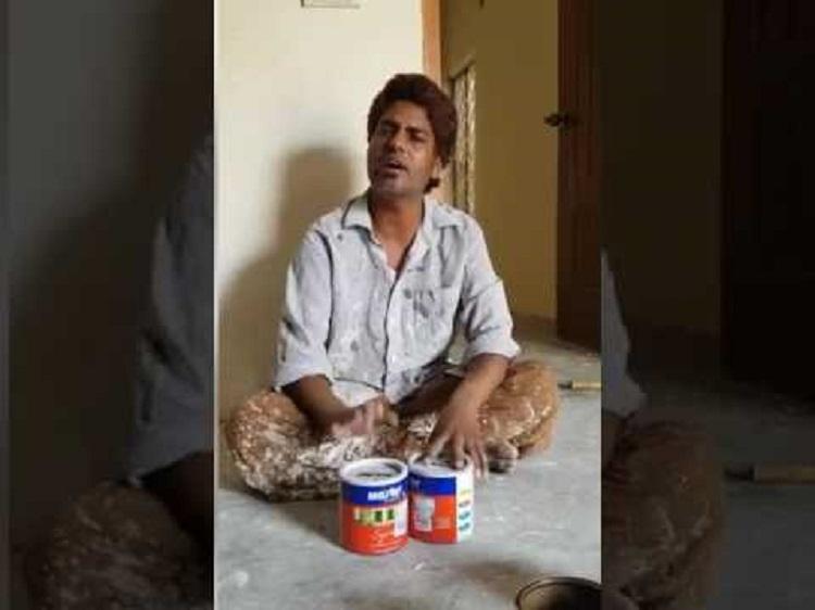 pakistani painter singing kks song