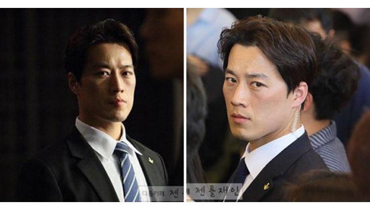 south korean presidents hot bodyguard