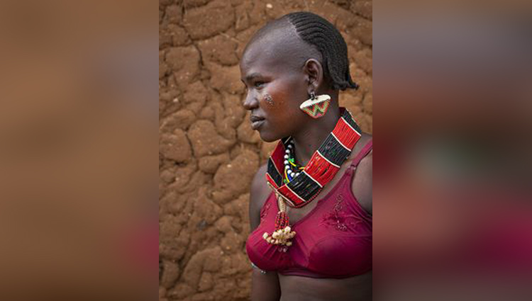 borana tribes girls remain bald for marriage in south africa