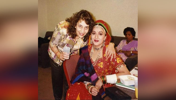 meet madhuri dixit's sister roopa and bharti