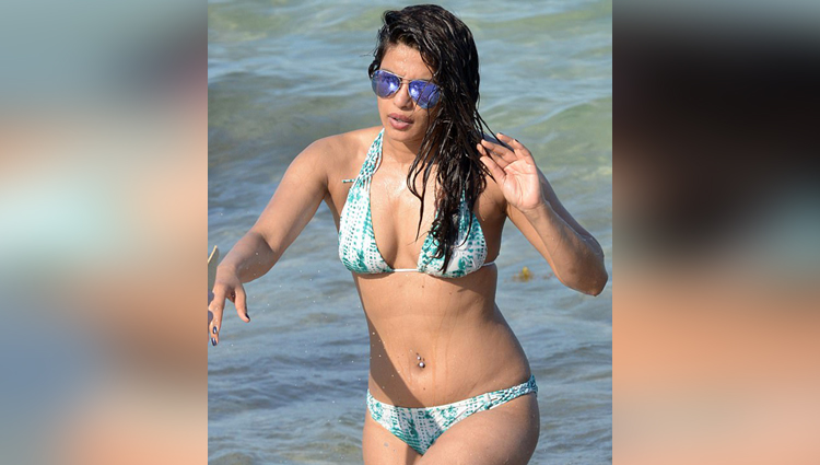 priyanka chopra bikini photos