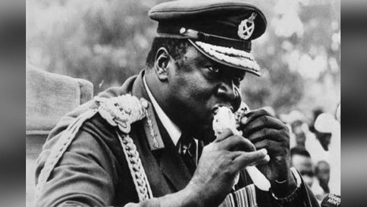ugandan president likes human meat