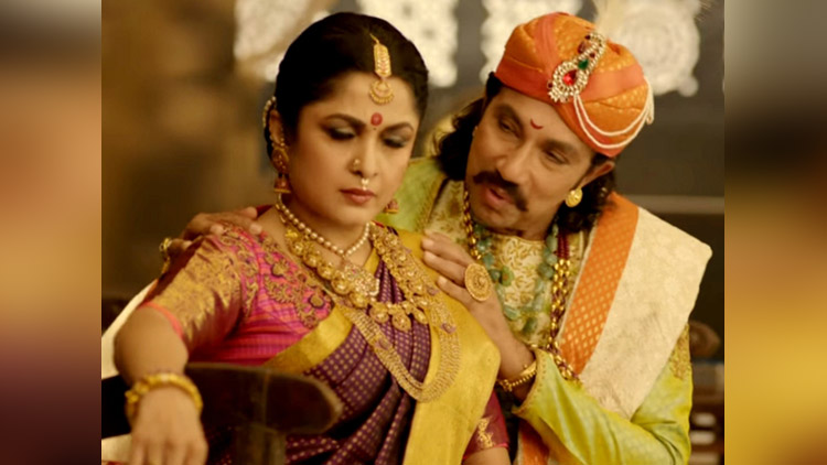 sathyaraj and ramya krishnan romantic video