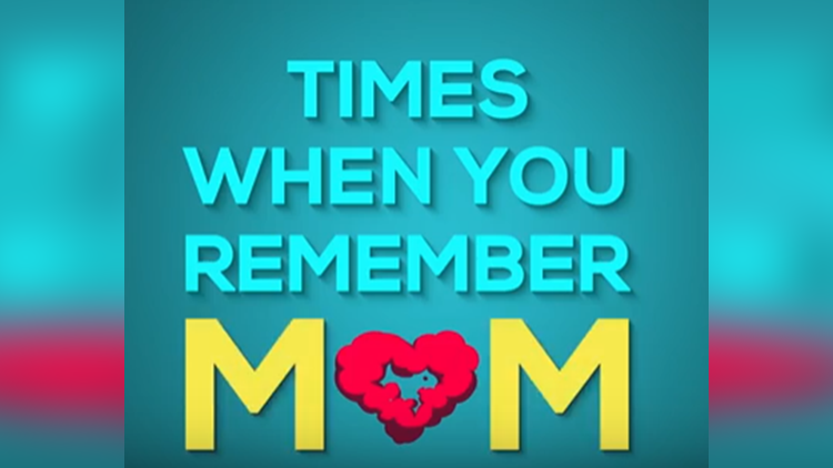 Girliyapa Times When You Remember Mom Mothers Day Special