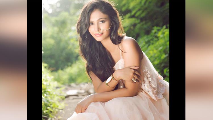 first time actress wear bikini on indian TV