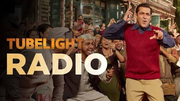 Tubelight RADIO SONG