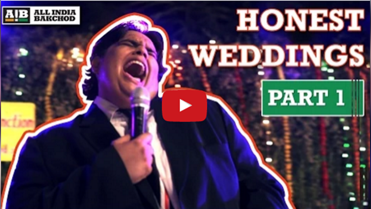 Honest Indian Wedding video