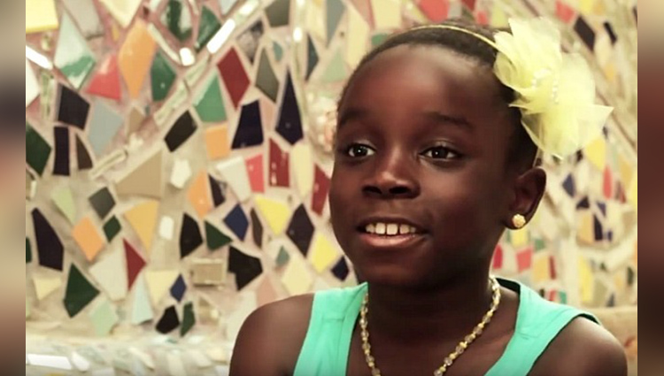 This 11-Year-Old Girl Just Signed a Deal for 11 Million with Whole Foods