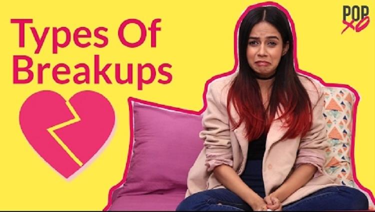 Types Of Breakups
