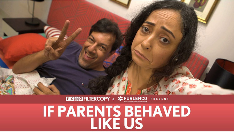 FilterCopy If Parents Behaved Like Us ft. Rajat Kapoor and Sheeba Chadha