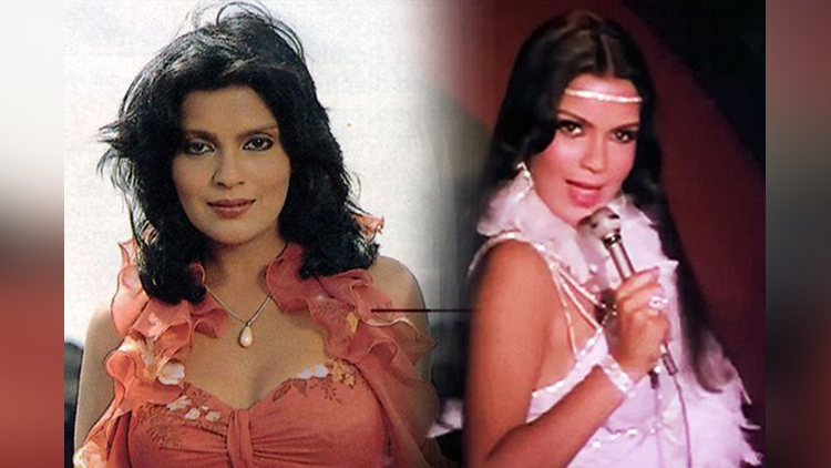sex symbol of bollywood zeenat aman