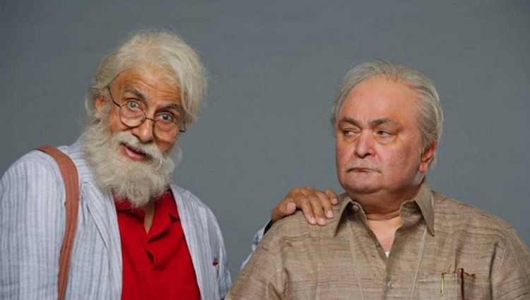 102 not out amitabh bachchan plays dad to an adorable rishi kapoor