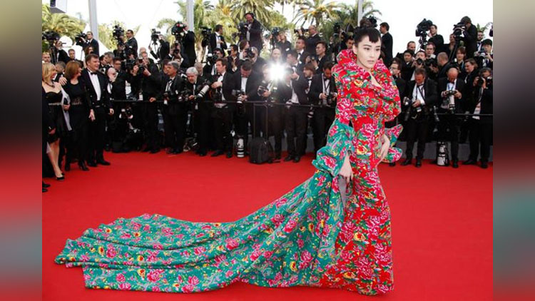 Some Cannes Red Carpet Looks From Past Editions Is Extravagant