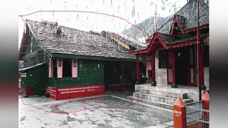 unique indian temple