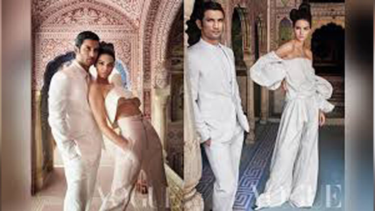 Sushant Singh Rajput & Kendall Jenner's Vogue Photoshoot Pictures Are Out!