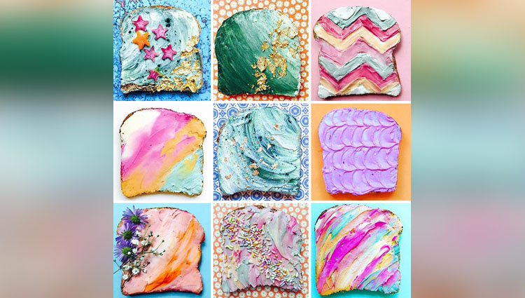 Mermaid Toast Instagrams Most Magical Food Trend