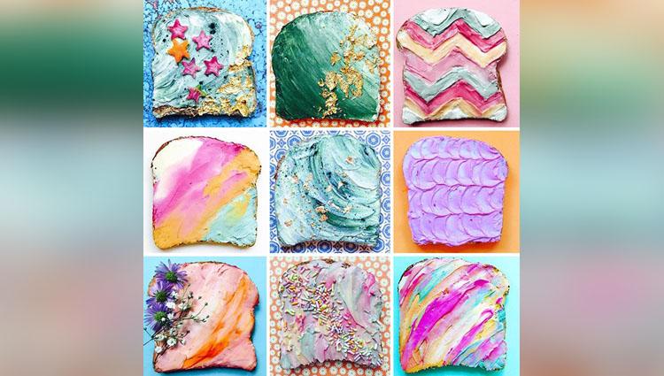 Mermaid Toast Instagrams Most Magical Food Trend