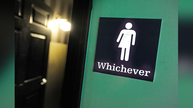 transgender toilet use in india
