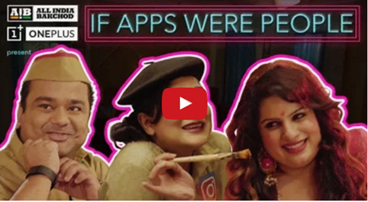 If Apps Were People