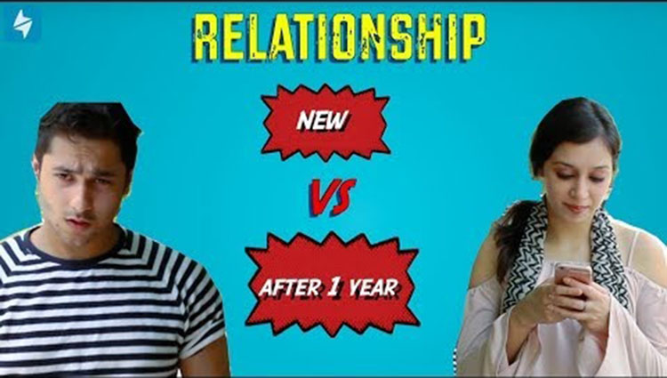 relationship new vs after one year