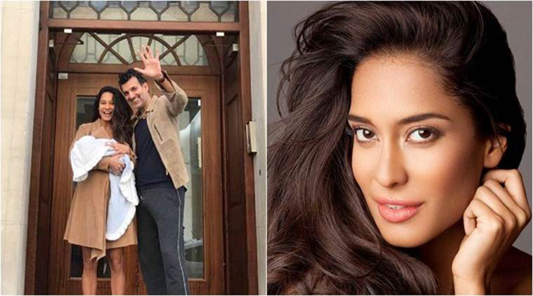 lisa haydon blessed with baby boy names him zack lalvani