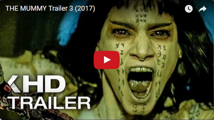THE MUMMY Trailer 3
