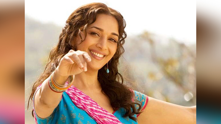 madhuri dixit affairs with bollywood actors