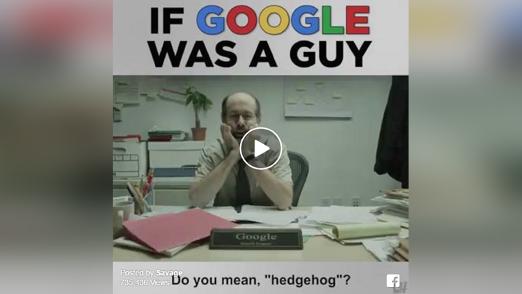 what happens if google is a guy