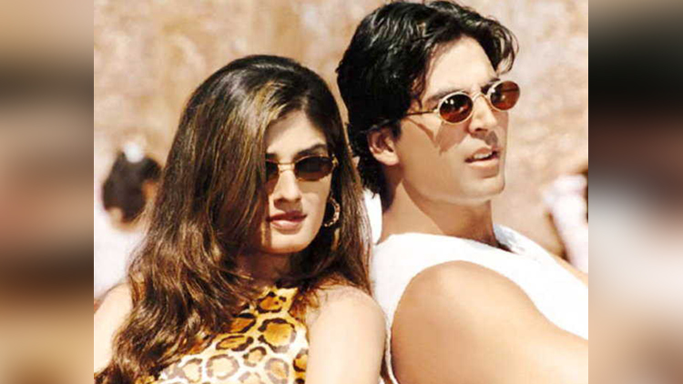 AKSHAY KUMAR AND RAVEENA TANDON COME BACK ON SCREEN TOGETHER