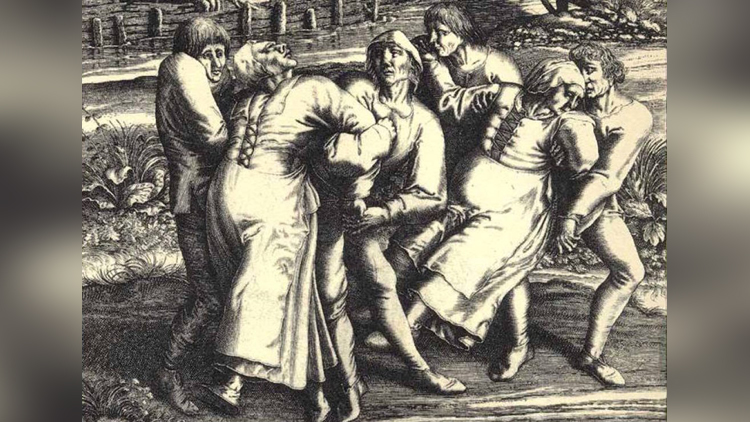 Mystery What was the Dancing Plague of 1518