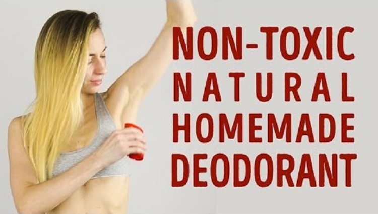 How to make your own non-toxic homemade deodorant