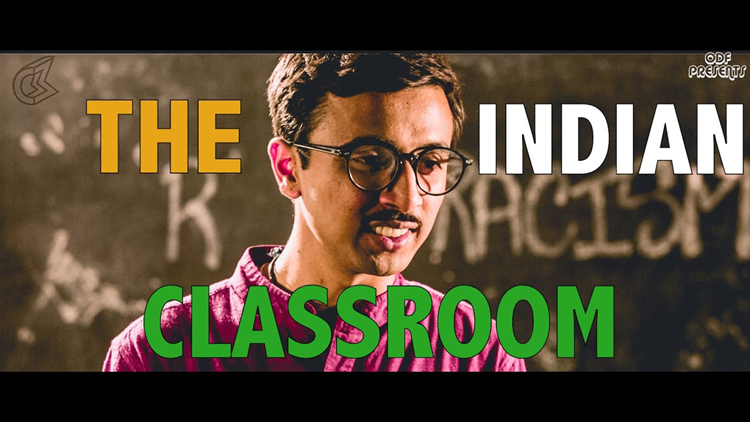 The Indian Classroom Racism ODF