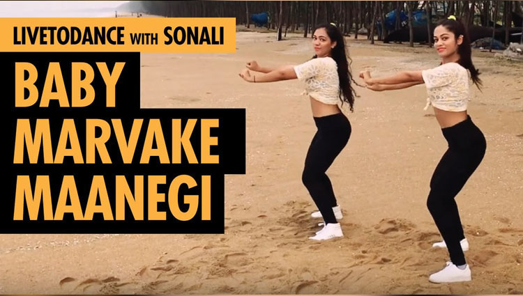 Baby Marvake Maanegi Raftaar Dance Cover LiveToDance with Sonali