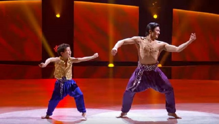 dance video goes viral on social media